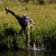 Fly Fishing Hot Creek – Intermediate