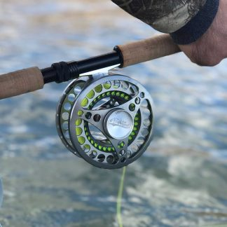 All Red Truck Fly Reels